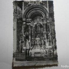 Postales: POSTAL VALENCIA.- BASILICA DESAMPARADOS ALTAR MAYOR CM. Lote 171642092