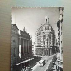 Postales: POSTAL VALENCIA CALLE DE LAS BARCAS. Lote 171781788