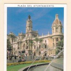 Postais: POSTAL PLAZA DEL AYUNTAMIENTO. VALENCIA (1997). Lote 172232010