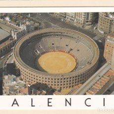 Postales: POSTAL PLAZA DE TOROS. VALENCIA (1995). Lote 172249874