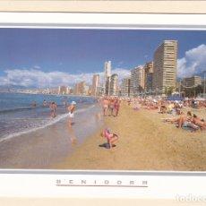 Postales: POSTAL BENIDORM. ALICANTE (1996). Lote 172250124