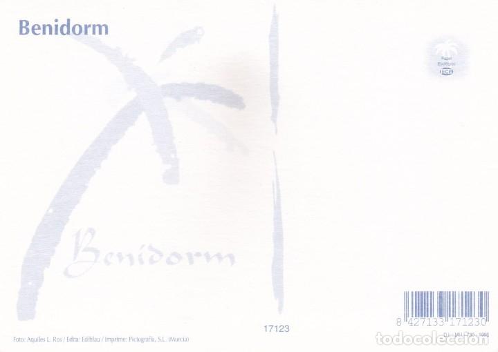 Postales: POSTAL BENIDORM. ALICANTE (1996) - Foto 2 - 172250124