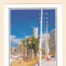 Postales: POSTAL BENIDORM. ALICANTE (1996). Lote 172250654
