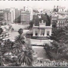 Postales: VALENCIA.PANORÁMICA DEL MONUMENTO DE LOS CAÍDOS.SIN GASTOS DE ENVÍO.. Lote 173629798
