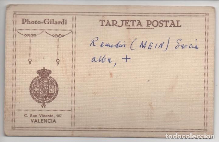 Postales: FOTOGRAFIA CHICA CON MANTON - TARJETA POSTAL - PHOTO GILARDI - Foto 2 - 174177923