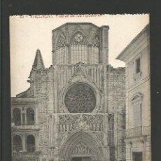 Postales: VALENCIA-PUERTA DE LOS APOSTOLES-THOMAS-VER REVERSO-(61.528). Lote 174181644
