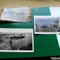 Postales: LOTE DE 3 ANTIGUAS Y RARAS POSTALES DE ALICANTE. Lote 174249833