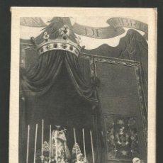 Postales: VALENCIA-ALTAR CON LA VIRGEN A LA ESPERA DEL GENERALISIMO-FOT·QUINTANA-VER REVERSO-(61.592). Lote 174261852