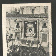Postales: VALENCIA-PLAZA DE LA VIRGEN-FOT·QUINTANA-VER REVERSO-(61.598). Lote 174262123