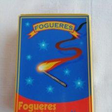 Postales: COLECCIÓN DE 78 POSTALES REPRODUCCIÓN DE FOGUERES DE SANT JOAN, ALICANTE.. Lote 174320743