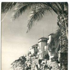 Postales: BENIDORM, 120. PANORAMA DE BENIDORM, ALICANTE FOTO MARVELLI. Lote 175523502