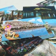 Postales: LOTE 25 POSTALES ALICANTE.. Lote 175720360