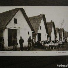 Postales: VALENCIA-BARRACAS-114-POSTAL FOTOGRAFICA ROISIN-VER FOTOS-(62.143). Lote 176019357
