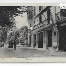 Postales: XÀTIVA / JÁTIVA - EL PASEO - P29144. Lote 176064365
