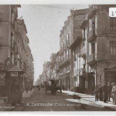 Postales: CASTELLÓN / CASTELLÓ - CUATRO ESQUINAS - P29149. Lote 176065433
