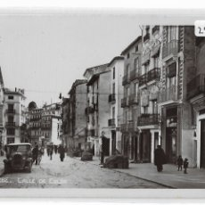 Postales: SOGORB / SEGORBE - CALLE DE COLÓN - P29154. Lote 176065653