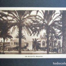 Postales: POSTAL ALICANTE. BALNEARIOS. AÑOS 1949. . Lote 176095822