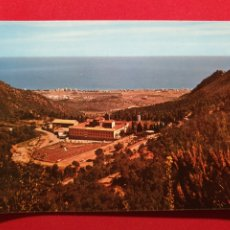 Postales: 3 - DESIERTO DE LAS PALMAS (BENICASSIM CASTELLON) - VISTA GENERAL - ED MONASTERIO 1973. Lote 176307309