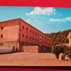 Postales: 10 - BENICASSIM CASTELLON - DESIERTO DE LAS PALMAS - RESIDENCIA DE SANTA TERESA - 1974. Lote 176307393