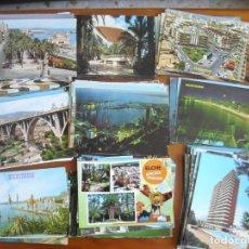 Postales: LOTE DE 118 POSTALES DE ALICANTE Y PROVINCIA AÑOS 60/70 PRINCIPALMENTE - TODAS DISTINTAS- EN COLOR. Lote 176174489