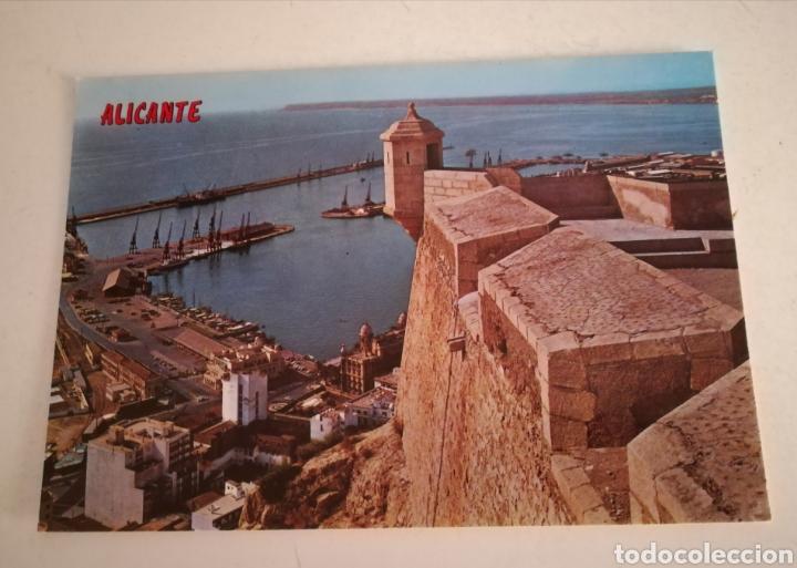 POSTAL DE ALICANTE. (Postales - España - Comunidad Valenciana Moderna (desde 1940))