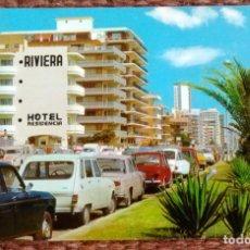 Postais: GANDIA - HOTEL RIVIERA. Lote 177052572