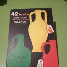 Cartes Postales: 42 FERIA VALENCIA 1964. Lote 178069802
