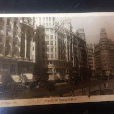 Postales: FOTO POSTAL VALENCIA - AVENIDA DE BLASCO IBAÑEZ - 14X9CM. Lote 178098267