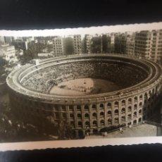 Postales: FOTO POSTAL PLAZA DE TOROS - VALENCIA - 145X9CM. Lote 178100478