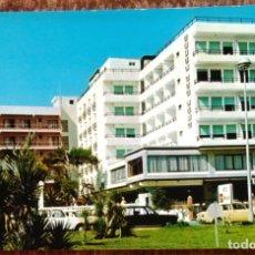 Postais: GANDIA - VALENCIA - HOTEL SAN LUIS. Lote 178172961