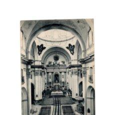 Postales: ORIHUELA.(ALICANTE).- COLEGIO JESÚS MARÍA. IGLESIA SAN AGUSTIN.. Lote 178365397