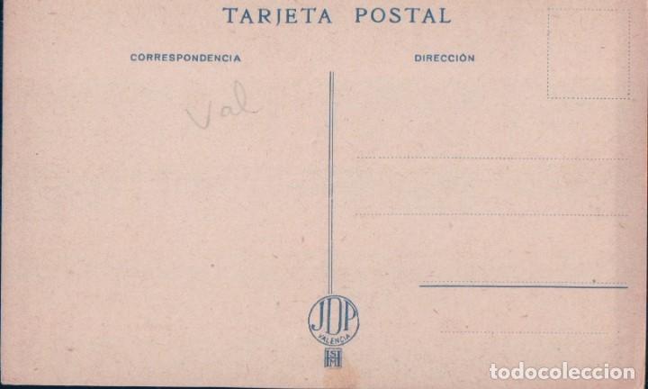 Postales: POSTAL VALENCIA TORRES DE CUARTE - JDP - Foto 2 - 179001430