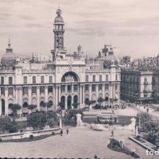 Postales: POSTAL VALENCIA - PALACIO DE COMUNICACIONES EDITA J.D.P 8. Lote 179001507