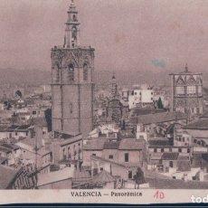Postales: POSTAL VALENCIA - PANORAMICA - JDP. Lote 179037975