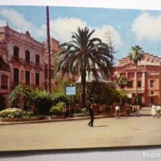 Postales: POSTAL CASTELLON .-PL PAZ ESCRITA. Lote 179075917