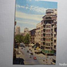 Postales: POSTAL ALICANTE - RAMBLA M.NUÑEZ ESCRITA. Lote 179076382