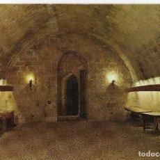 Postales: PEÑISCOLA (CASTELLÓN) CASTILLO, ESTABLO - COMAS ALDEA Nº 18 - CIRCULADA. Lote 179092982