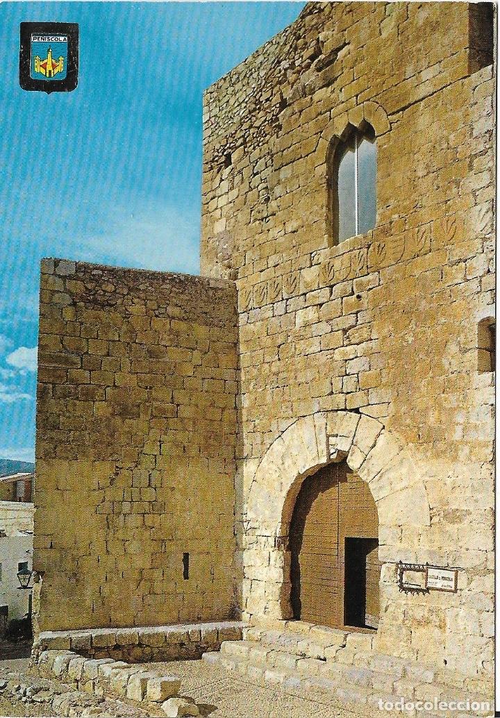 PEÑISCOLA (CASTELLÓN) CASTILLO, ENTRADA - ESCUDO DE ORO Nº 5 - S/C (Postales - España - Comunidad Valenciana Moderna (desde 1940))