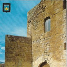 Postales: PEÑISCOLA (CASTELLÓN) CASTILLO, ENTRADA - ESCUDO DE ORO Nº 5 - S/C. Lote 179093070