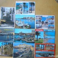 Postales: LOTE 10 POSTALES DE CASTELLON. Lote 179262461