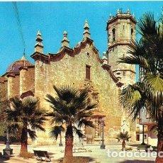 Postales: BENICARLÓ - 1 IGLESIA PARROQUIAL. Lote 179333747