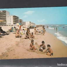Postales: TABERNES DE VALLDIGNA. Nº 9 PLAYA. Lote 179526165