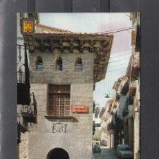 Postales: Nº 18 MORELLA, CALLE DON BLASCO DE ALAGON. Lote 179526623