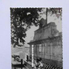 Postales: 13 JATIVA. FUENTE DE LOS 25 CHORROS. EDICIONES DARVI. SIN CIRCULAR. CCTT. Lote 179535598