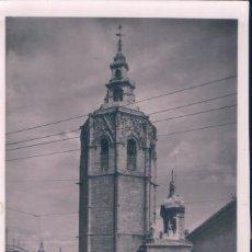 Postales: POSTAL VALENCIA - TORRE DE EL MICALET - J D P - 40. Lote 179947853