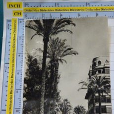 Postales: POSTAL DE VALENCIA. AÑOS 30 50. AVENIDA DE M. ASER. 640 JDP. 596. Lote 180140431