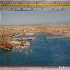 Postales: POSTAL DE VALENCIA. AÑO 1988. PUERTO, ASTILLEROS, 607. Lote 180141247