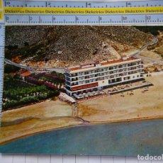 Postales: POSTAL DE VALENCIA. AÑO 1965. CULLERA HOTEL SICANIA, 608. Lote 180141363