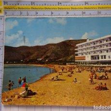 Postales: POSTAL DE VALENCIA. AÑO 1965. CULLERA HOTEL SICANIA, 609. Lote 180141385