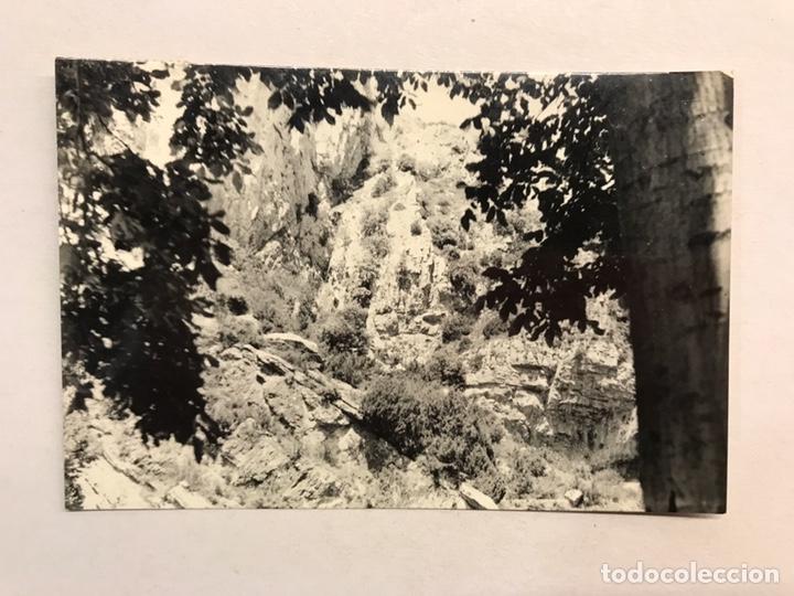 BEGIS (CASTELLÓN) POSTAL FOTOGRAFÍCA, RINCÓN RÍO PALANCIA. EDITA: LA INDUSTRIAL FOTOGRAFÍCA (Postales - España - Comunidad Valenciana Moderna (desde 1940))